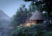 Studio Ghibli style glamping launching 2021 at Hygge Circles Ugakei