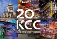 KCC Entertainment Design 20 years