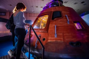 Space Adventure World Touring Exhibitions