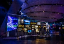 Squint/Opera completes immersive digital media for Power of Science exhibition at Frost Museum