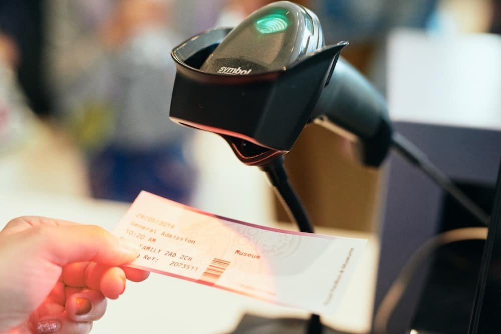 TOR Systems Ticket Scanning