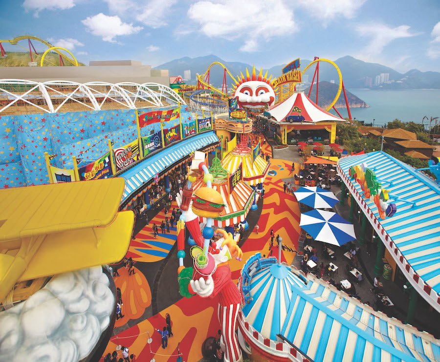 Thrill Mountain Ocean Park