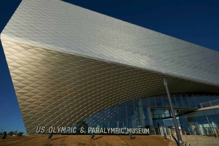 US Olympic and Paralympic Museum