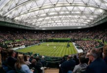 Wimbledon No.1 Court Retractable Roof OpenAire