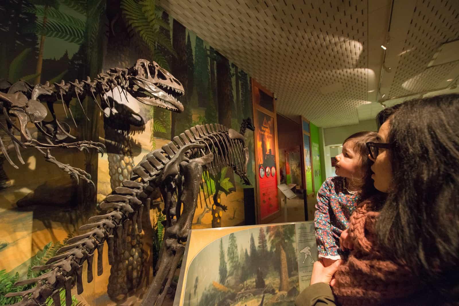 World Museum Dinosaurs