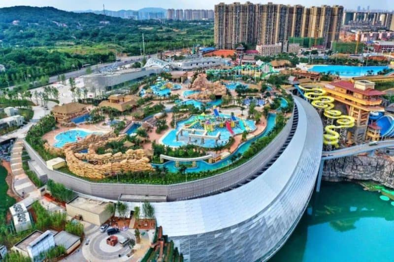 Xiangjiang Joy City Snow World