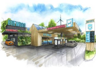 brewdog drive-through