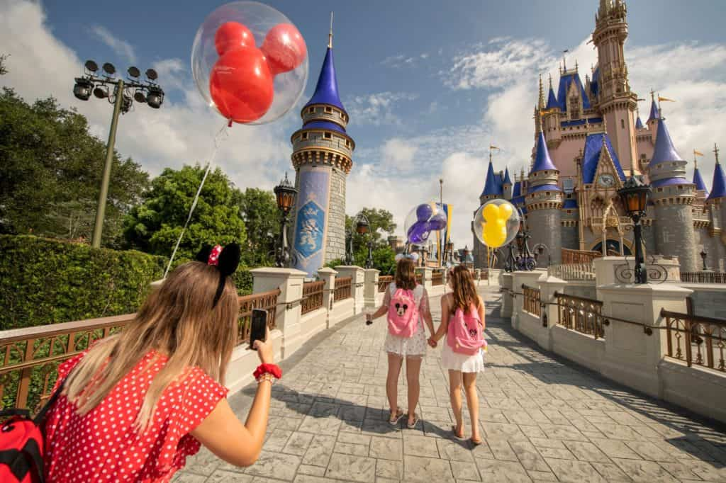 walt disney world reopening