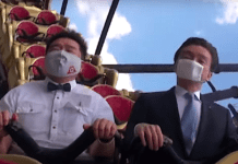 "Fuji-Q Highland asks coaster riders to ""scream inside your heart"""