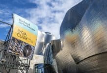 Guggenheim Museum Bilbao helps purify the city's air in ad campaigns