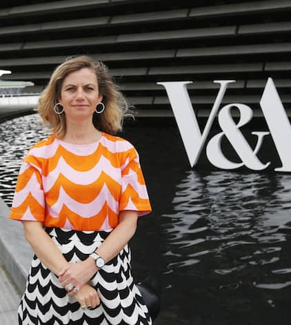 v&A dundee leonie bell