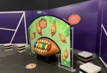 Bean Game Cadbury World post COVID RMA themed attractions