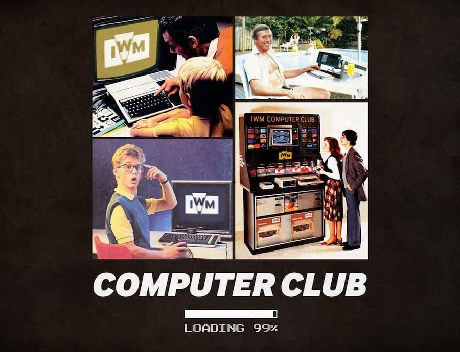Computer Club IWM Carolyn Royston