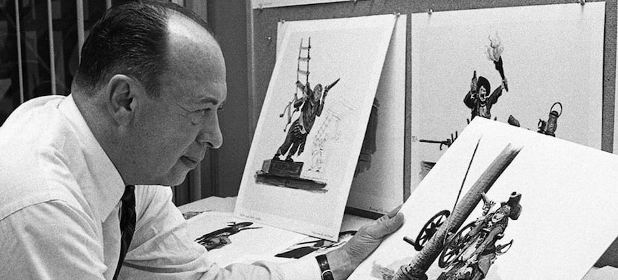 Marc Davis Disney animator