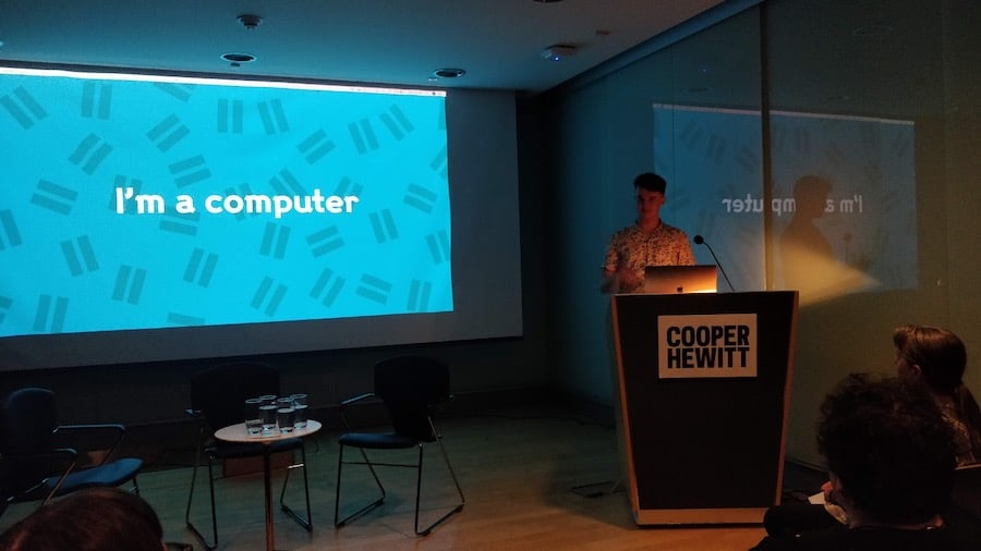 Museums and AI Cooper Hewitt Carolyn Royston