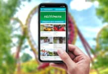 Parc Asterix Filotomatix - accesso Virtual Queuing Mobile