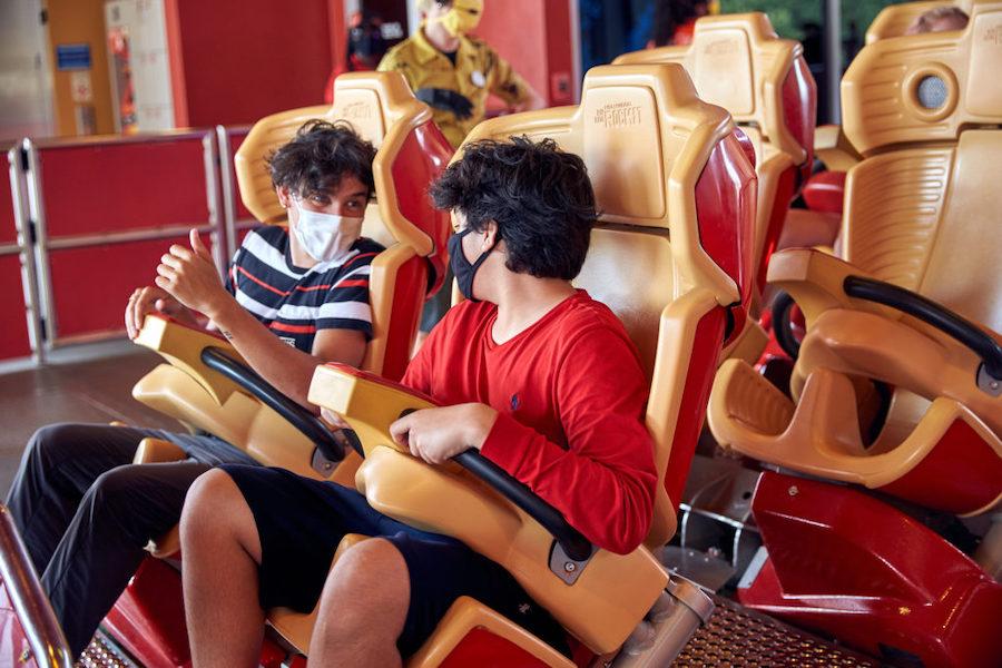 Theme Park Coronavirus Us Parks Adapt To New Normal Blooloop