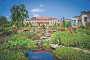Philbrook Museum Villa and Gardens