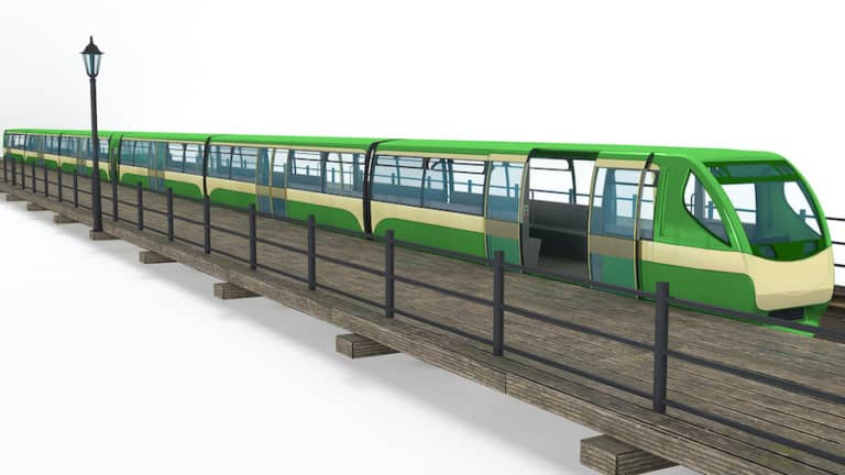 Southend Pier (New Render)