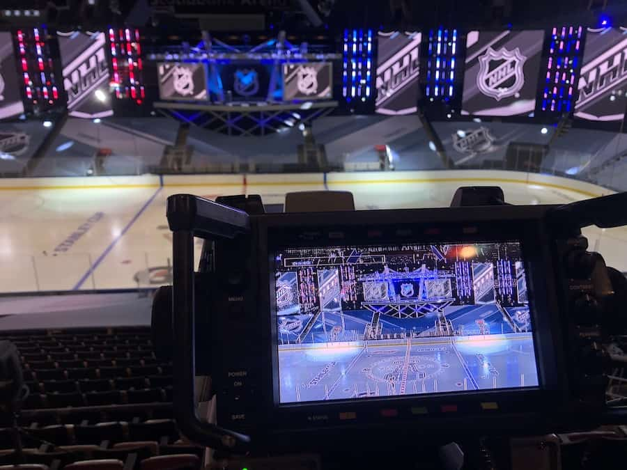TORONTO ice hockey through Camera Hotopp