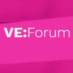 VE Forum logo