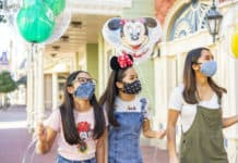 Disney World reopens face masks theme parks coronavirus