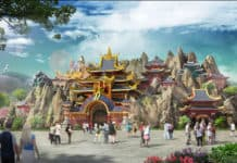 Fantawild starts construction on theme park resort in Yingtan