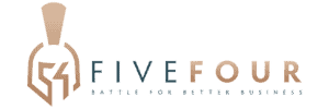 Five Four Training logo