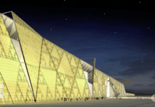 Grand Egyptian Museum to finish this year before opening in 2021