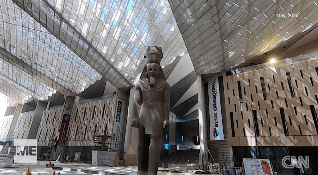 grand egyptian museum new museums 2021