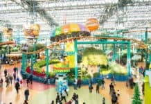 Nickelodeon Universe reopening soon at Mall of America