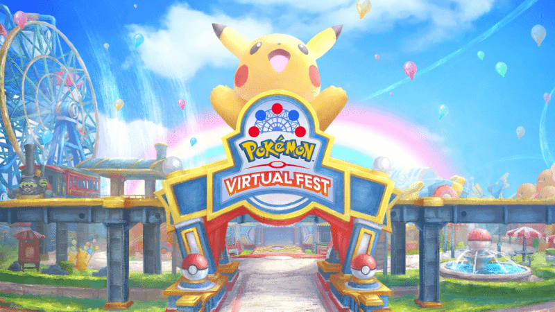 Pokémon Virtual Fest virtual theme park announced for Japan - Blooloop