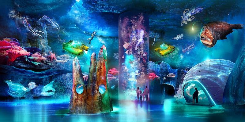 singapore oceanarium