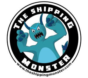 The Shipping Monster logo