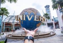 Universal Studios Singapore using facial recognition for entry at RWS