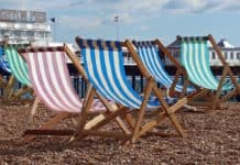 Brighton beach staycations