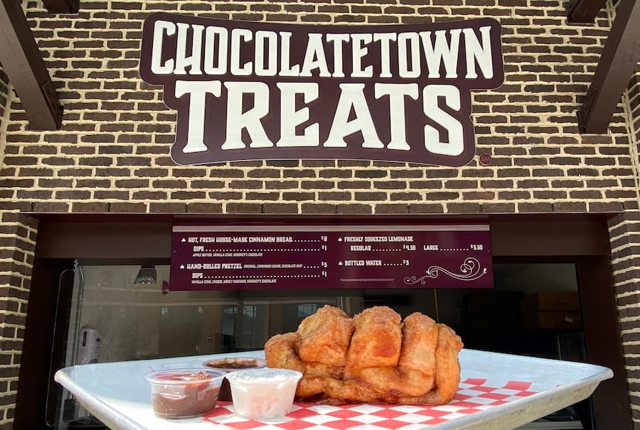 Chocolatetown Treats Cinnamon Bread