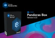 Christie releases Pandoras Box software version 6.5