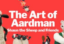 Aardman Animations opens Art of Aardman exhibition at Forum Groningen