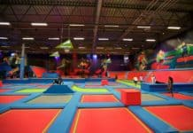 Fun Spot trampoline park
