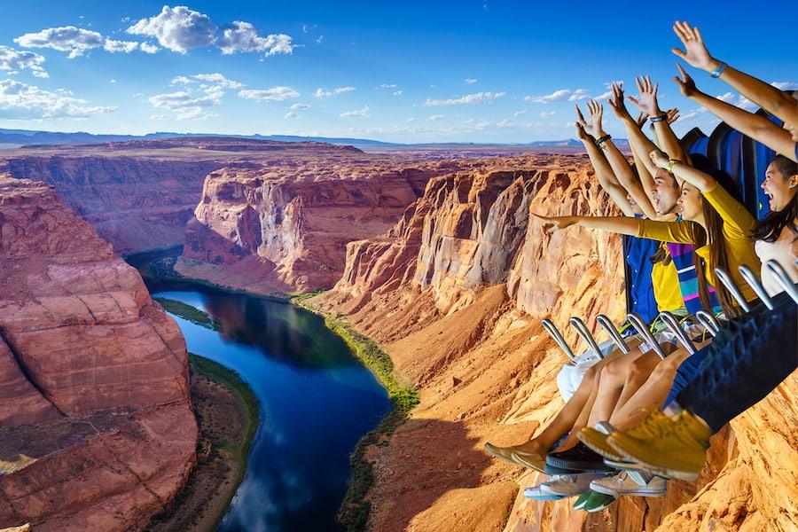 Grand Canyon - FlyRide