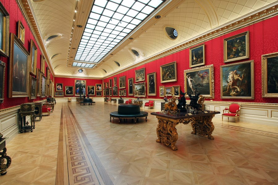 Wallace Collection Great Gallery top london museums
