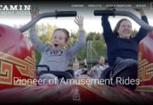 Intamin new website