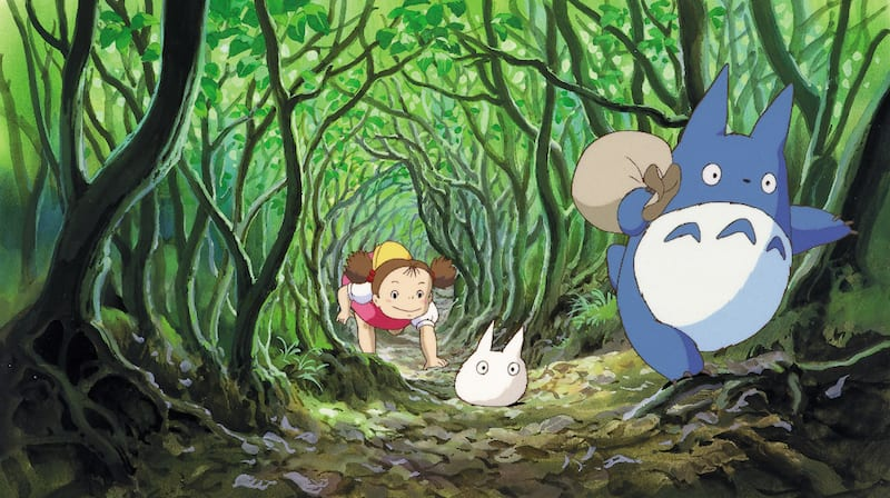 my neighbour totoro studio ghibli