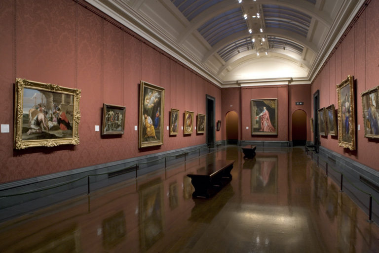 National Gallery Top London Museums