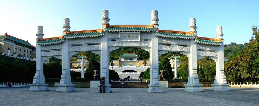 National-Palace-Museum Taiwan most visited