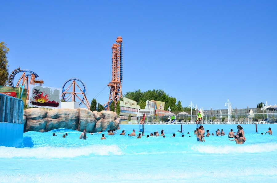 Parque Warner Beach Madrid