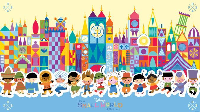Small World Disney