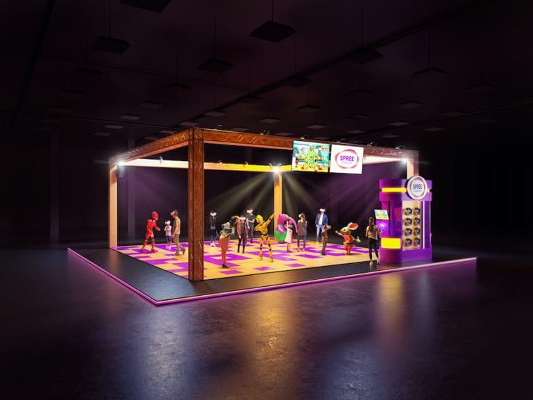 Spree_Interactive arena