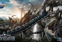 Universal Orlando unveils Jurassic World VelociCoaster, opening 2021